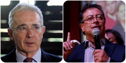 Álvaro Uribe denuncia a Gustavo Petro ante la Justicia colombiana por calumnia, injuria y fraude