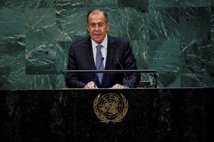 """Rusia critica los """"ataques"""" de EEUU contra los acuerdos internacionales y el """"revisionismo beligerante"""""""