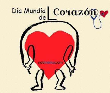 29 de septiembre: Día Mundial del Corazón, ¿por qué se celebra hoy?