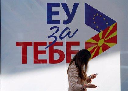 Macedonia ante la encrucijada