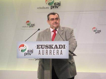"""PNV asume que se está """"a las puertas"""" de nuevas generales porque Sánchez no puede """"estirar su complicado mandato"""""""