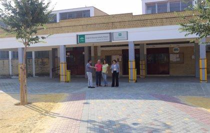El Ayuntamiento de Sevilla culmina obras de mejora en el CEIP 'San José de Calasanz' de Triana