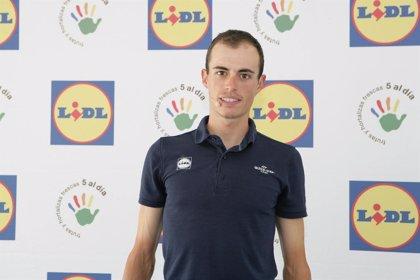 """Enric Mas: """"Ser mejores que la generación de Contador, 'Purito' o Valverde es muy difícil"""""""