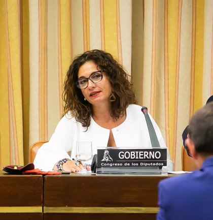 La ministra andaluza María Jesús Montero, la que menos patrimonio declara, 113.780 euros