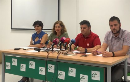 Sindicatos de Función Pública en C-LM se reúnen este lunes para programar calendario de protestas