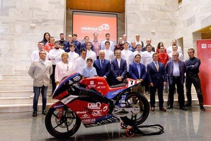 Abierta la inscripción para acompañar al equipo Unirioja Motostudent que compite en Alcañiz