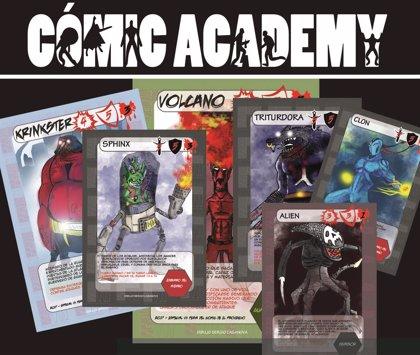 El instituto de El Provencio inicia un proyecto europeo de cómics