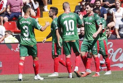 El Alavés defiende su puesto 'Champions' y Villarreal y Betis quieren seguir creciendo