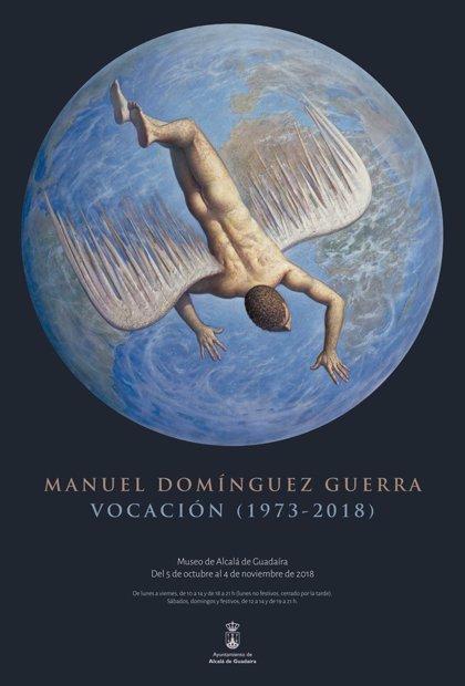 El museo de Alcalá de Guadaíra (Sevilla) abre la temporada con una exposición de Domínguez Guerra