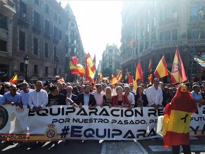 "Espinosa (Jusapol) asegura que no se manifiestan en Barcelona para ""provocar a nadie"""