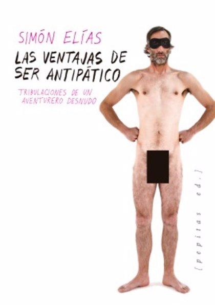 El alpinista riojano Simón Elías inicia en Logroño la gira de presentación de 'Las ventajas de ser antipático'