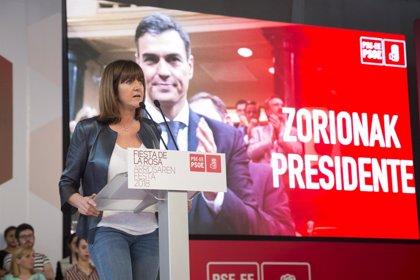 """Mendia llama a quienes apoyaron la moción de censura de Sánchez a """"consolidar el tiempo de la recuperación de derechos"""""""