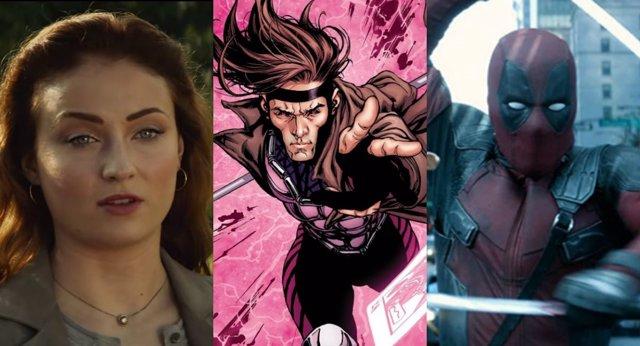 X-Men: Dark Phoenix y Gambito retrasan su estreno