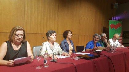 Lídia Senra reclama complementos para las pensiones más bajas y que los ingresos fiscales se acerquen a la media europea