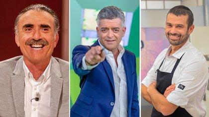 Canal Sur Televisión alcanza este viernes una cuota de pantalla del 10,2%