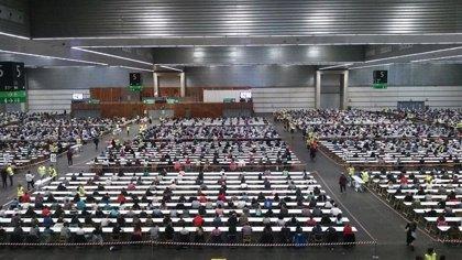 El BEC acogerá este domingo el examen para cubrir 88 plazas fijas en Correos a las que aspiran 4.011 personas en Euskadi