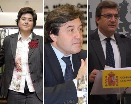 Vallejo declara bienes por 521.743€, por los 246.000 de Pérez y los 117.796 euros de Bretón