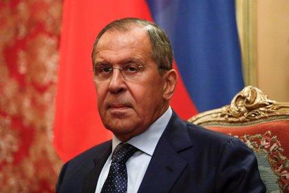 Lavrov recalca que Trump acusó a China y no a Rusia por interferir en las elecciones estadounidenses