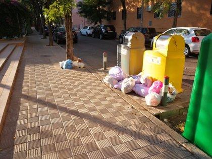 """PP exige una """"solución definitiva"""" a la recogida neumática de la zona norte de Sevilla"""
