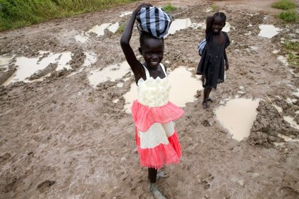 Casi el 60% de la población de Sudán del Sur tiene problemas para alimentarse