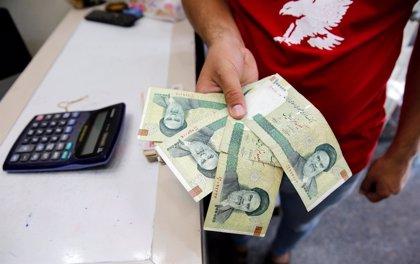 Irán autoriza al Banco Central a defender el rial interviniendo el mercado cambiario
