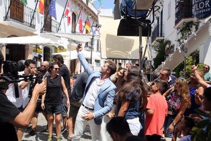 """Marbella celebra la """"enorme proyección"""" del videoclip de David Bisbal rodado en la ciudad"""