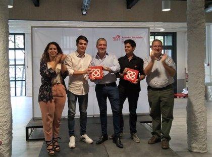 La JSC escoge a Javier Rodríguez como candidato joven para la lista del PSC en Barcelona