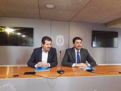 """Císcar asegura que Barcala """"se ha ganado a pulso ser el candidato para alcalde en el 2019"""" en Alicante"""
