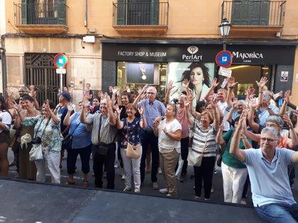 El Consell concluye el Día de las lenguas de signos con una obra teatral dirigida e integrada por personas sordas
