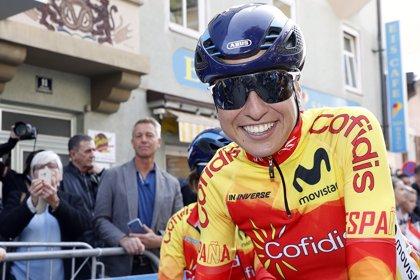 Mavi García termina 19º en la prueba en línea de Innsbruck