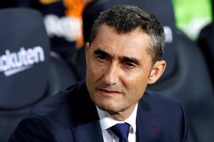 """Valverde: """"Tenemos que luchar para salir de esta mala racha"""""""