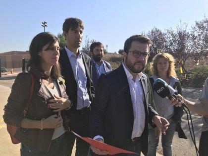AMP2.- Junqueras anuncia que vol ser el candidat d'ERC per als eleccions europees