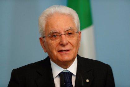Mattarella y el presidente del Banco Central advierten al Gobierno en contra de aumentar el déficit