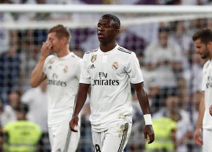 """Vinicius: """"Desde pequeño soñaba con debutar en el Real Madrid"""""""