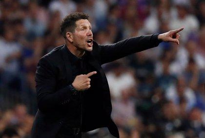 """Simeone: """"El empate es justo, pero es una pena no haber ganado"""""""