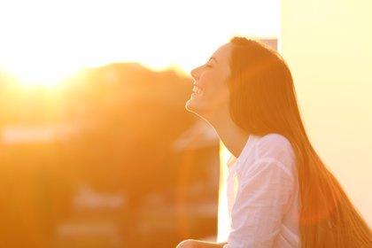 Por qué se nos nubla la vista al mirar fijamente al sol