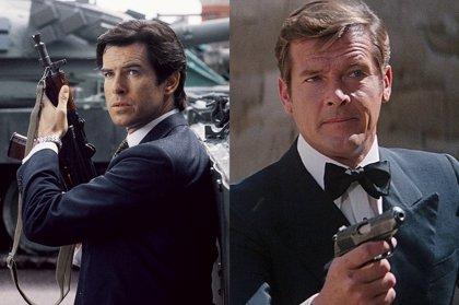 Pierce Brosnan es el Bond más letal de la franquicia y Roger Moore, el más ligón