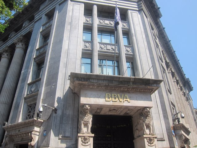 Sede del BBVA en Bilbao