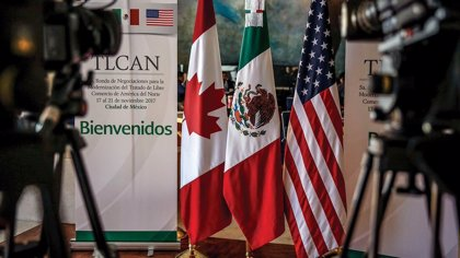 Canadá y EEUU negocian a contra reloj para alcanzar un TLCAN trilateral con México