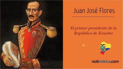 ¿Sabes quién fue el primer presidente de Ecuador?