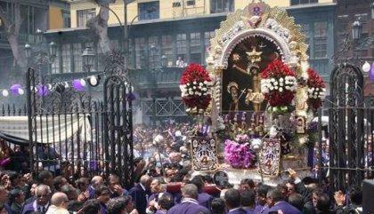 ¿Por qué se celebra el Señor de los Milagros el mes de octubre en Perú?