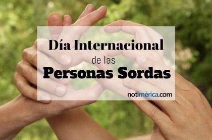 1 de octubre: Día Internacional de las Personas Sordas