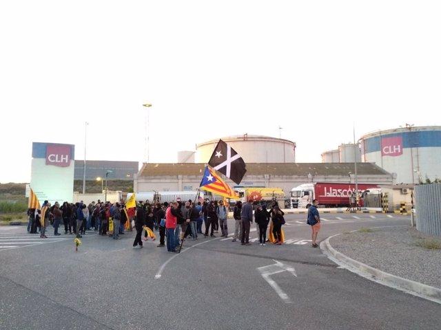 Los CDR de Lleida se concentran en la autovía L-11
