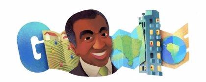 Google homenajea al geógrafo brasileño Milton Santos
