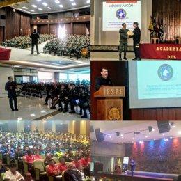 Conferencias Método Arcón en Ecuador