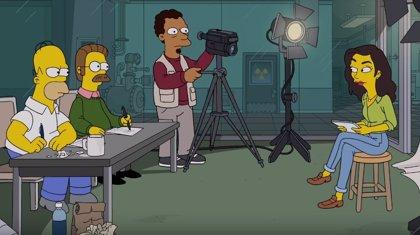 Homer ficha a Gal Gadot (Wonder Woman) para ser Lisa en Los Simpson