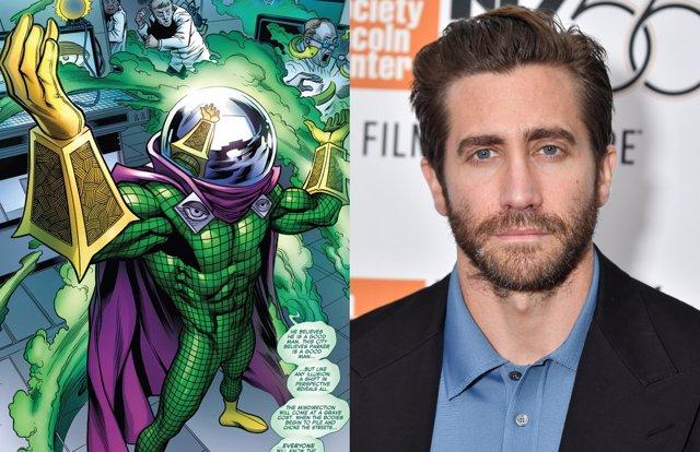 Jake Gyllenhaal Y Mysterio