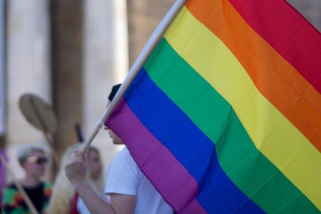 LGTBI, transexualidad, bandera LGTBI