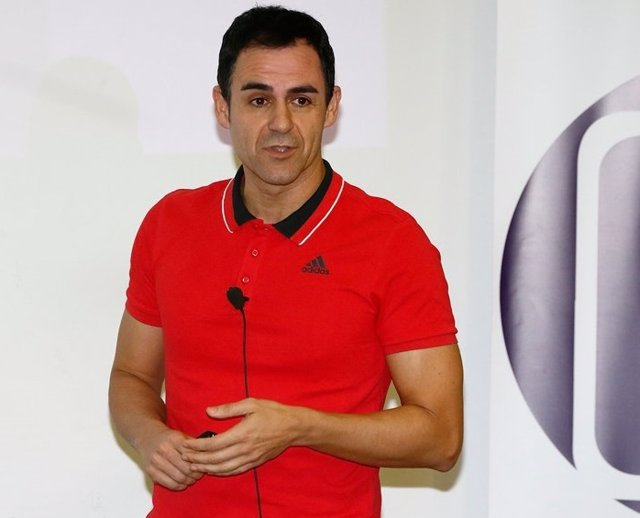 Carlos Velasco Carballo, presidente del CTA