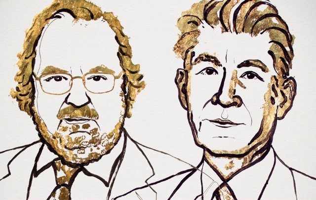 James P. Allison and Tasuku Honjo